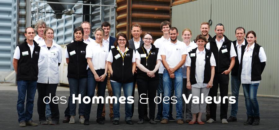 Agribio Union, coopérative biologique : des hommes et des valeurs