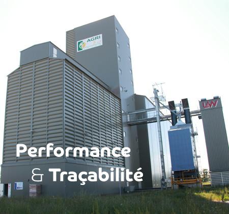 Agribio Union, coopérative biologique : performance et traçabilité