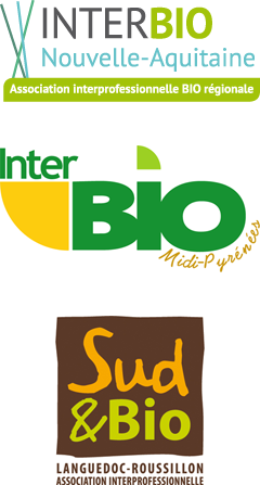 The partners of Agribio Union, organic grain producer: Regional organic organizations