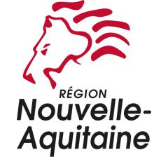 Les partenaires d'Agribio Union, producteur de céréales biologiques : Région Nouvelle-Aquitaine