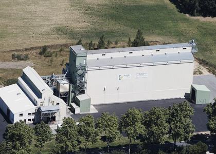 Les territoires d'Agribio Union, producteur de blé bio : Tarn, Quercy, Aveyron