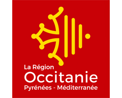 The partners of Agribio Union, organic grain producer: Occitanie regional authority