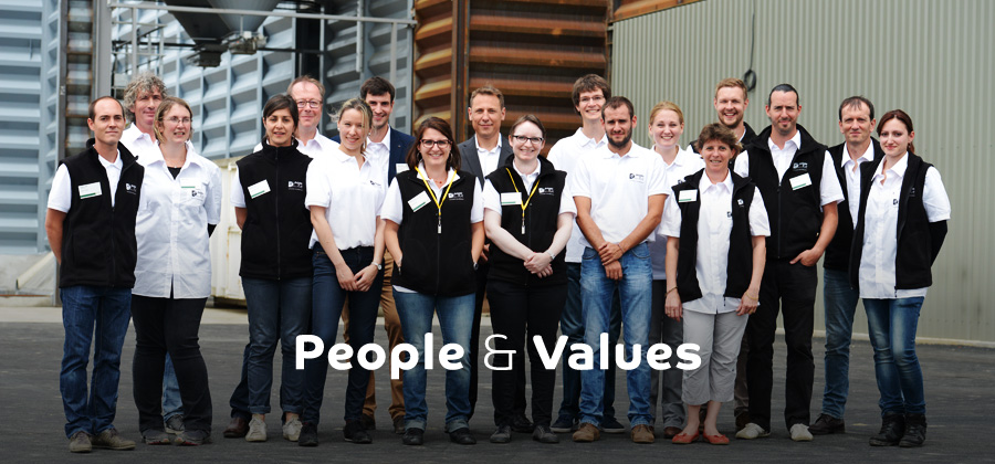 Agribio Union, organic co-op: People and Values