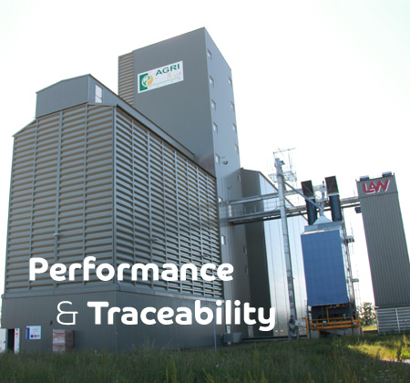 Agribio Union, organic co-op: Performance and Traceability