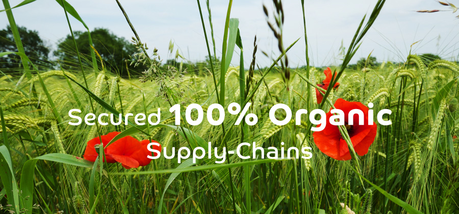 Agribio Union, organic co-op: Secured 100% Organic Supply-Chains